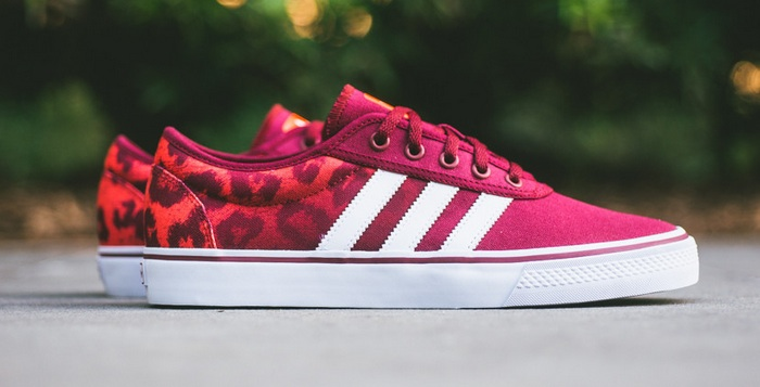 """online store 841ef 987d4 adidas Adi Ease """"Solar Red Leopard"""""""
