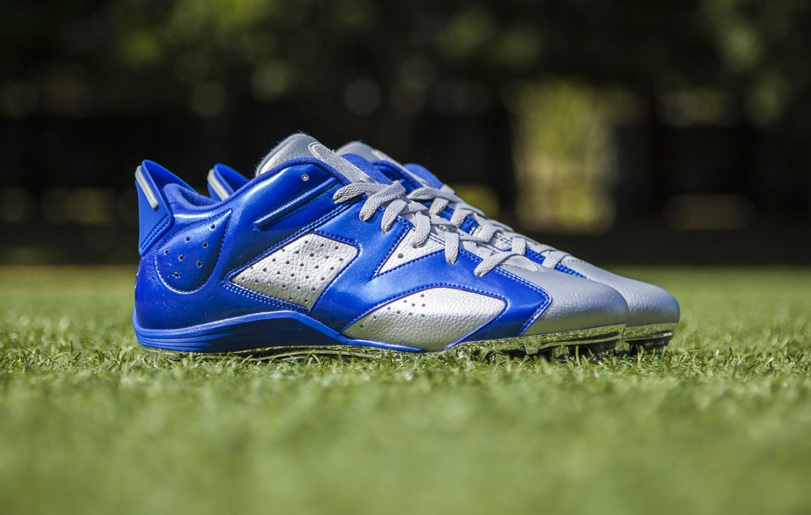 Air Jordan 6 Low Cleat Dez Bryant PE