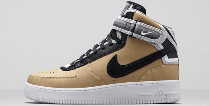 Riccardo Tisci X Nike Air Force 1 Collection Beige