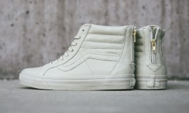 Vans California Sk8 Hi Zip Agate Grey
