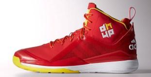 """best sneakers c9b49 f3e17 adidas D Howard 5 """"Scarlet"""""""