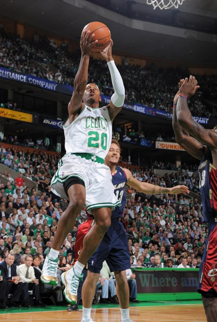 9a1c03bc7894af Ray Allen Once Refused to Give Rudy Gay his Air Jordan 11 PEs