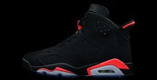 Air Jordan 6 Black Infrared Release Date