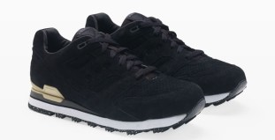 "Club Monaco x Saucony Courageous ""Black"""
