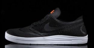 51d487cfac80 Nike SB Lunar Oneshot R R Black White