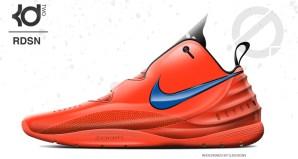 super popular 2d8f9 81e1d Nike KD II Redesign Design by Q.Designs
