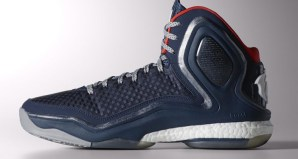 "09386e016812 adidas D Rose 5 ""Woven Blues"" Available Now"