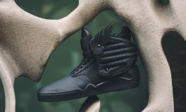 Hunger Games x Supra Skytop IV District 13