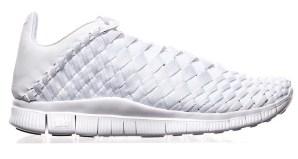the latest fabef 511cd Nike Free Inneva Woven Tech White White