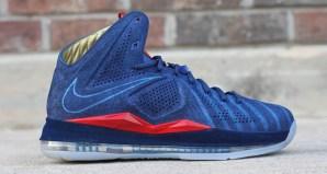 "6b25fe05093 Nike LeBron X EXT ""Doernbecher 6"" Custom"