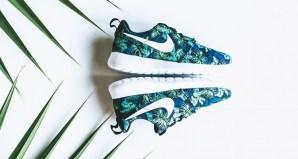 """a889a18c93988 Nike Roshe Run Print """"Space Blue"""""""