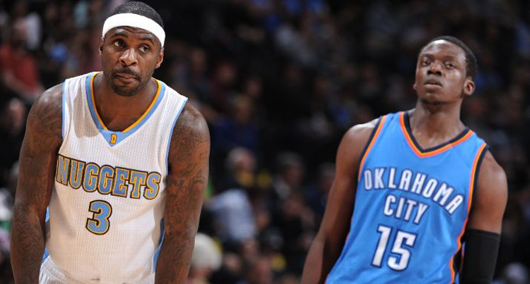 hot sale online dfa00 fc121 Kicks On Court  Ty Lawson Dishes Out 15 Assists in Nike KD 7 N7