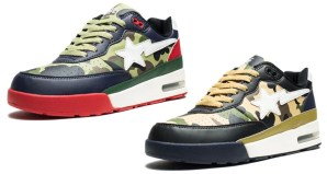 the latest 243bc 74be6 ... Bathing Ape Road Sta First Camo ...