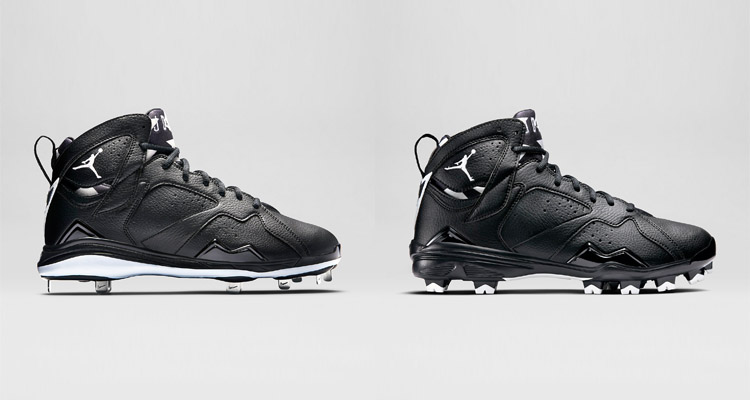 08efd8c3b145fc Air Jordan 7 Baseball Cleats Available Now - NiceKicks.com