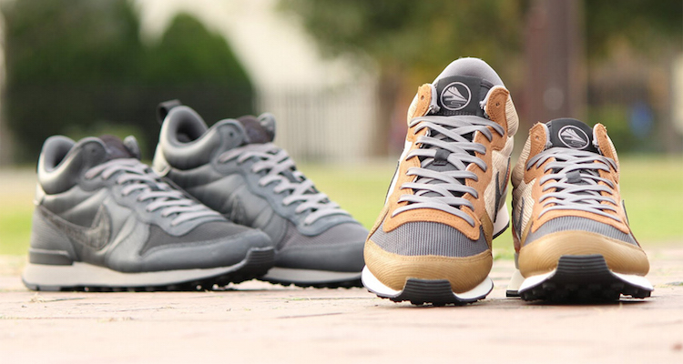 "meet 4fe05 ab676 Nike Internationalist Mid QS ""Ekiden"" Pack"