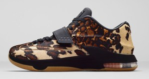 Nike KD 7 EXT Pony Hair release date