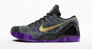 Nike Kobe 9 Elite Low iD Mamba Moment