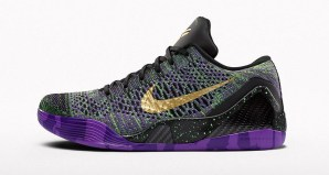 Nike Kobe 9 Elite Low iD Mamba Moment