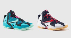 Nike LeBron 11 for $101.99