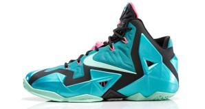 Nike LeBron 11 South Beach for cheap