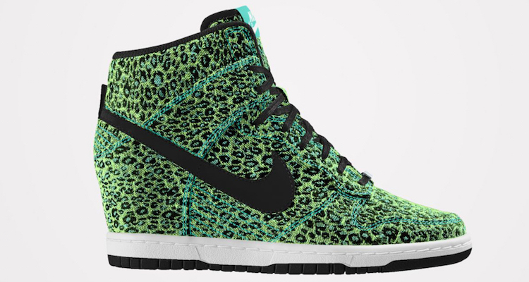 Nike WMNS Dunk Sky Hi Available on NIKEiD  accd419ac