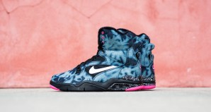 Nike Air Command Force Acid Wash Closer Look