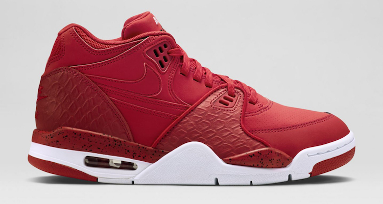 """huge selection of 624c3 3d7b3 Nike Air Flight 89 """"Red Python"""" Available Now"""