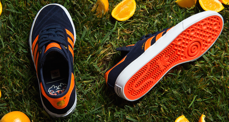 """size 40 f82c7 5577a The Hundreds x adidas Adi Ease """"Crush"""" Pack"""