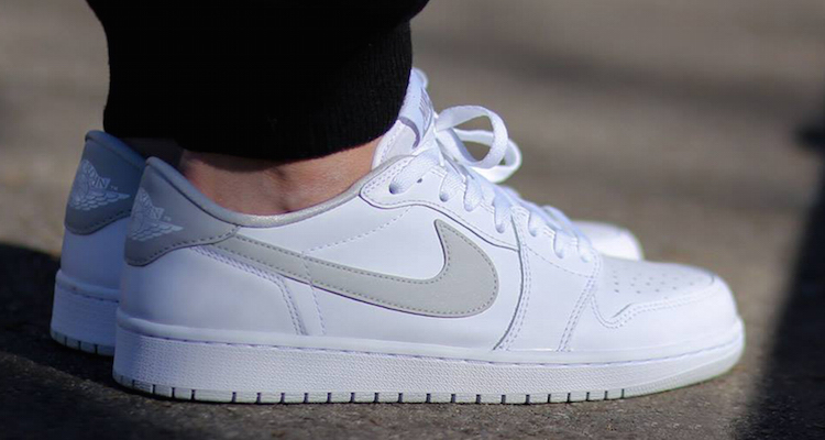 e73b5bfb347beb ... Air Jordan 1 Retro Low OG WhiteNeutral Grey On-Foot Preview price  reduced e3c41 473bc  Nike ...