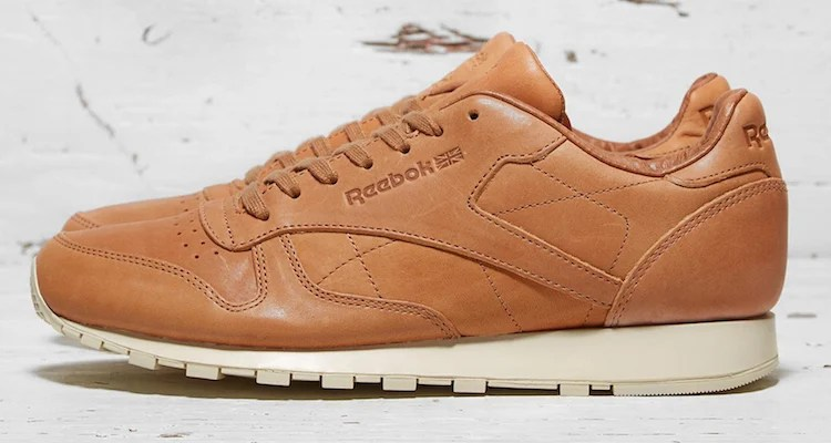 5df7856a93412 Horween x Reebok Classic Leather Lux