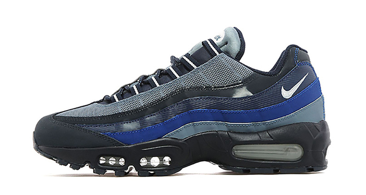 quality design 6c346 d22c5 nike air max 95 array navy