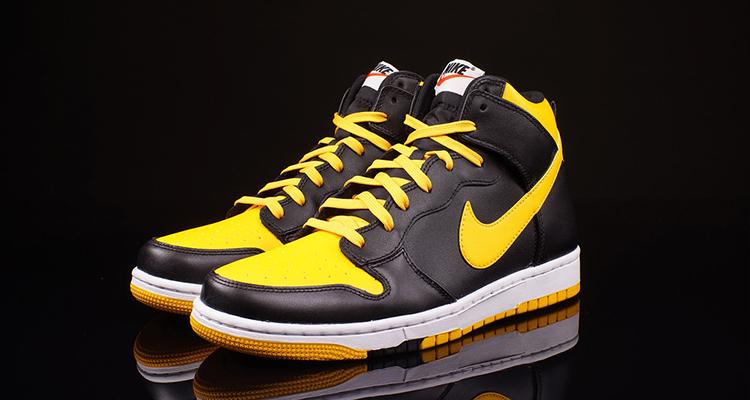 "pretty nice e50ce 9b78d Nike Dunk High CMFT ""University Gold"""