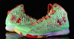 Under Armour Curry One Candy Reign Release Date