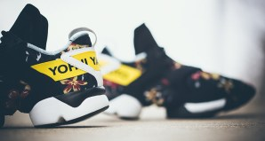 """f9b05ada1 adidas Y-3 Kohna """"Floral"""" Available Now"""