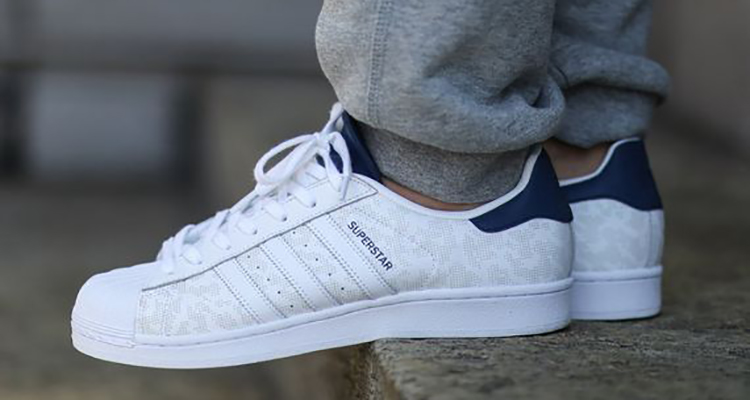 Adidas Superstar Camo 7