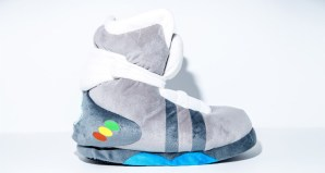 Get Cozy in New Air Mag-Inspired Slippers