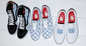 Check out a Preview of the Supreme x Vans White Castle Collection