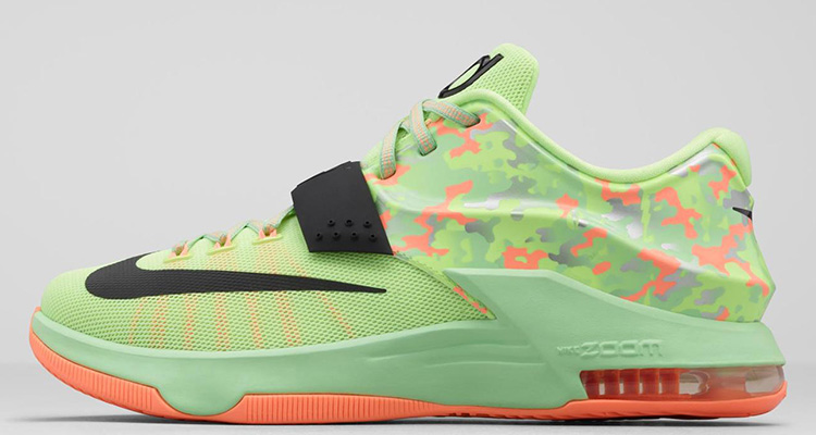 """huge discount a6bab 44a7e Nike KD 7 """"Easter"""" Official Preview   Release Date"""