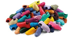 """newest 04a11 6c7e6 Pharrell Williams x adidas Superstar """"Supercolor"""" Collection Available Now"""