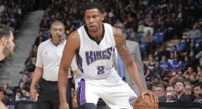 """7796a3f48f9 Kicks On Court  Rudy Gay Brings Out """"Cave Purple"""" Nike Chuck Posite"""