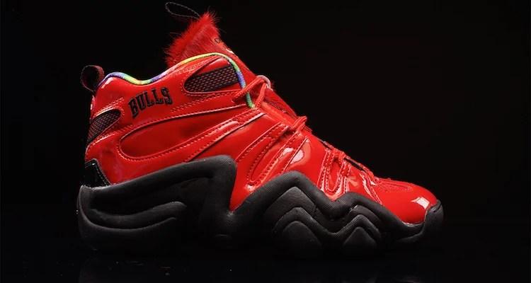 separation shoes 0e1be bdb96 The adidas Crazy 8 ...