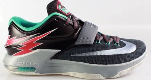 The Nike KD 7 Thunderbolt will be Releasing in May