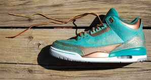Air Jordan 3 PaThreena Custom by GourmetKickz