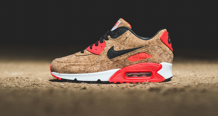 """best service 14faa 1a00b Check out a Detailed Look at the Nike Air Max 90 """"Cork"""""""