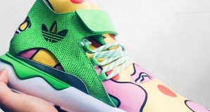 Check out a Preview of the Jeremy Scott x adidas Tubular Mid