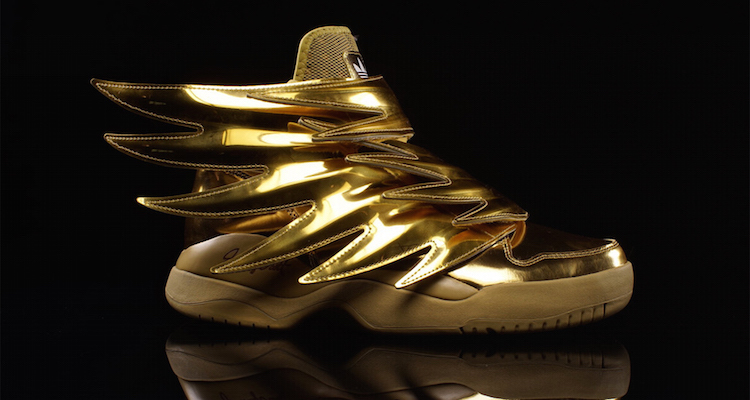 The Jeremy Scott x adidas Wings 3.0