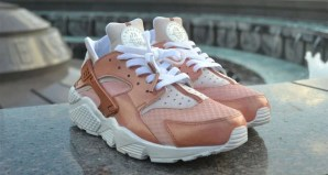 Nike Air Huarache Pearlie Raibon Custom by BagoCustoms