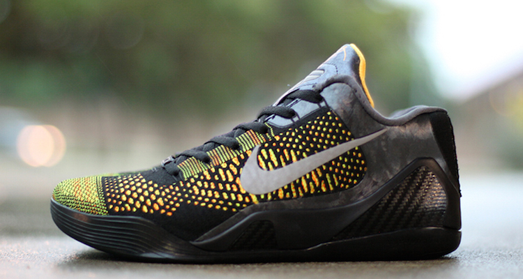 "timeless design 7354f 4799f Nike Kobe 9 Low ""Inspiration"" Conversion Custom by Dank Customs"