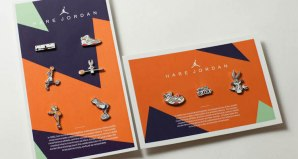 "Peep Jordan Brand's ""Hare"" Pin Set From the Flight 23 Vegas Grand Opening"