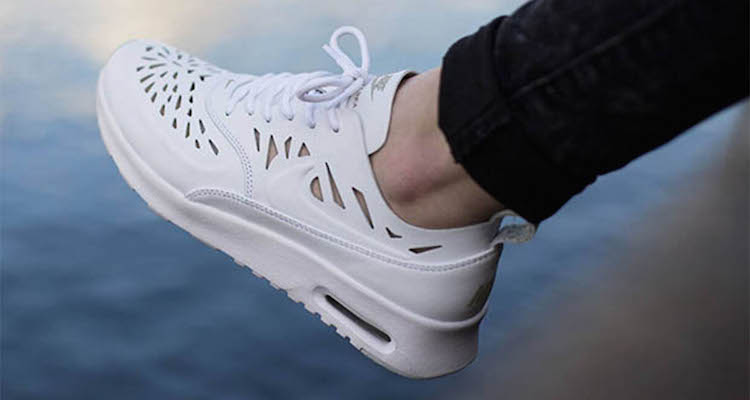 The Nike Air Max Thea Joli WhiteGrey Mist Is Available Now